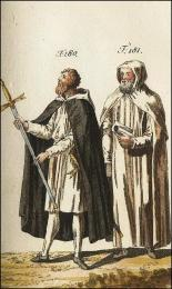 F180: Frère servant de l'ordre des Templiers  //  F181: Trésorier de l'ordre des Templiers