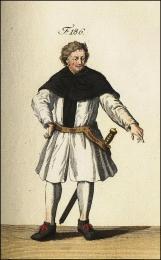 F186: Chevalier de l'ordre d'Alcantara