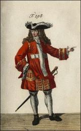 F198: Chevalier de Malte en costume de guerre