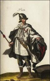 F202: Chevalier de l'ordre des Porte-Glaives
