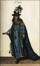 F206: Chevalier de l'ordre de la Jarretière