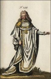 F208: Chevalier de l'ordre de St. Michel