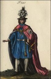 F210: Chevalier de l'ordre de l'Aigle noire