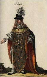 F212: Chevalier de l'ordre du St. Esprit