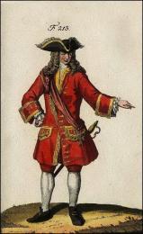 F213: Commandeur de l'ordre de St. Louis