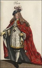 F213: Grand-Maître de l'ordre de Notre-Dame du Mont-Carmel