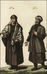 F1: Religieux Copte  //  F2: Religieuse Copte