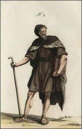 F3: Religieux de l'ordre de S. Pacôme