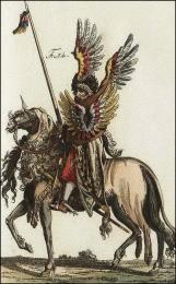 F54: Guerrier Turc à cheval