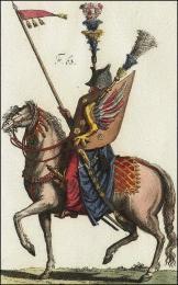 F63: Guerrier Turc à cheval