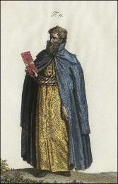 F71: Ambassadeur allemand présenté au sultan de Constantinople
